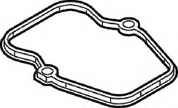 Прокладка, крышка головки цилиндра ELRING 001.796
