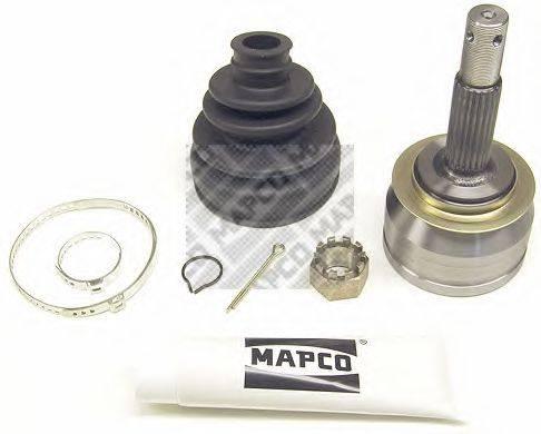 MAPCO 16549 Шарнирный комплект, приводной вал
