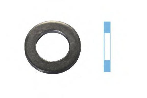 Уплотнительное кольцо, резьбовая пр CORTECO 005504H