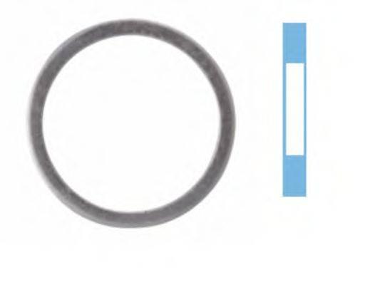 Уплотнительное кольцо, резьбовая пр CORTECO 005501H