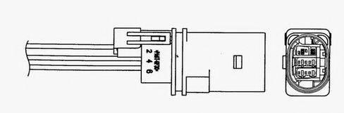 Лямбда-зонд NGK 0030