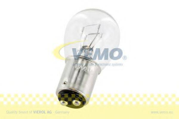 VEMO V99840005 Лампа накаливания, фонарь указателя поворота; Лампа накаливания, фонарь сигнала тормож./ задний габ. огонь; Лампа накаливания, задняя противотуманная фара; Лампа накаливания, фара заднего хода; Лампа накаливания, задний гарабитный огонь