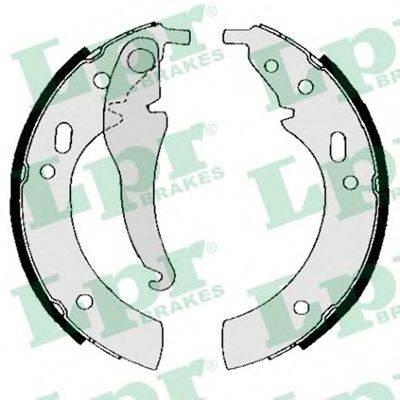 Комплект тормозных колодок LPR 00330