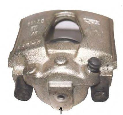 HELLA 8AC355386921 Тормозной суппорт