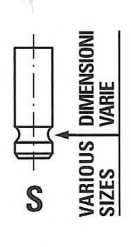 Впускной клапан FRECCIA R6173/SNT