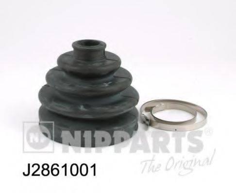 Комплект пылника, приводной вал NIPPARTS J2861001