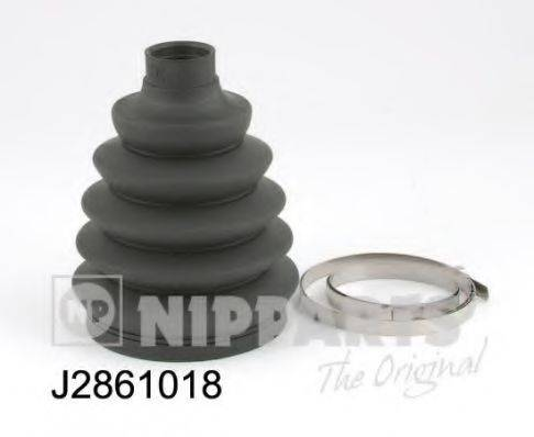 Комплект пылника, приводной вал NIPPARTS J2861018