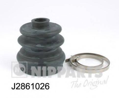 Комплект пылника, приводной вал NIPPARTS J2861026