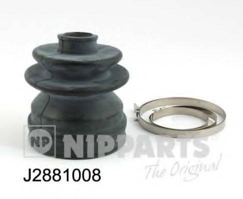 Комплект пылника, приводной вал NIPPARTS J2881008