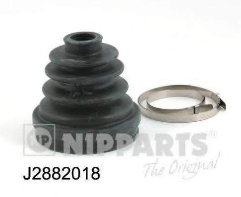 Комплект пылника, приводной вал NIPPARTS J2882018