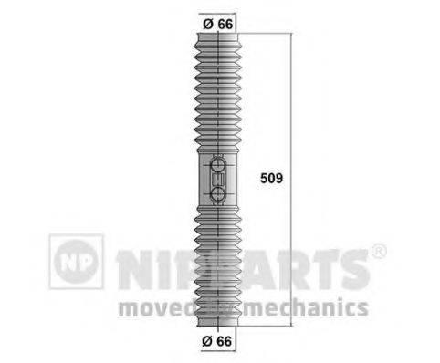 NIPPARTS N2840906 Комплект пылника, рулевое управление