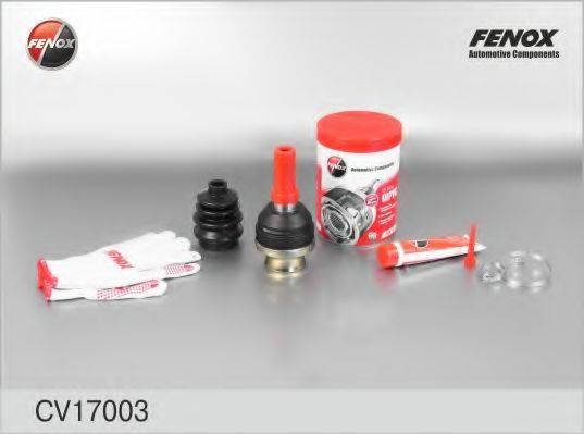 FENOX CV17003 Шарнирный комплект, приводной вал