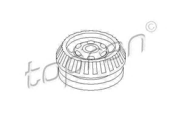 Опора стойки амортизатора TOPRAN 200 440