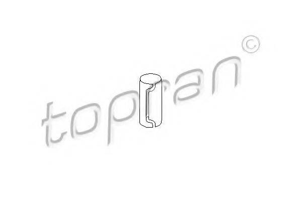 Гильза, подвески поперечного рычага TOPRAN 200 509