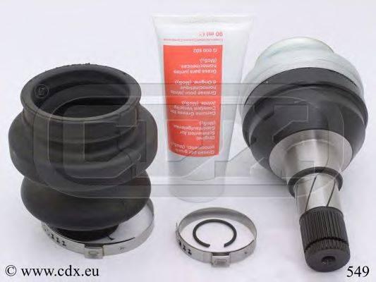 CDX 549 Шарнирный комплект, приводной вал