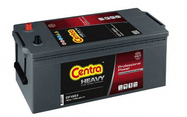 Стартерная аккумуляторная батарея; Стартерная аккумуляторная батарея CENTRA CF1853