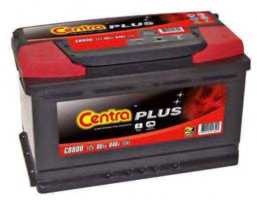 Стартерная аккумуляторная батарея; Стартерная аккумуляторная батарея CENTRA CB800