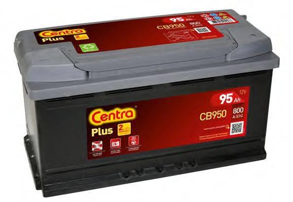 Стартерная аккумуляторная батарея; Стартерная аккумуляторная батарея CENTRA CB950