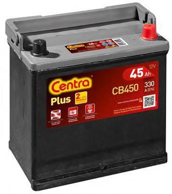 Стартерная аккумуляторная батарея; Стартерная аккумуляторная батарея CENTRA CB450