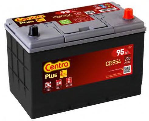 Стартерная аккумуляторная батарея; Стартерная аккумуляторная батарея CENTRA CB954