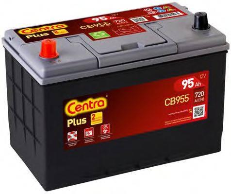 Стартерная аккумуляторная батарея; Стартерная аккумуляторная батарея CENTRA CB955