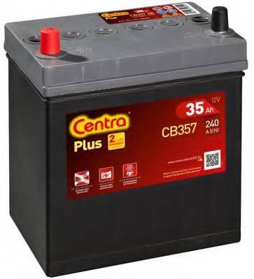 Стартерная аккумуляторная батарея; Стартерная аккумуляторная батарея CENTRA CB357