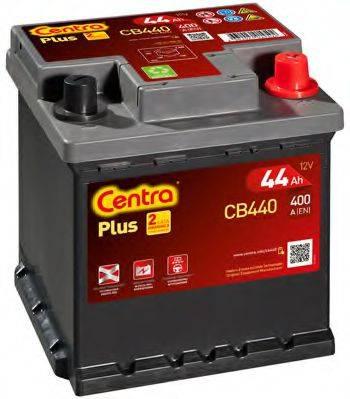 Стартерная аккумуляторная батарея; Стартерная аккумуляторная батарея CENTRA CB440