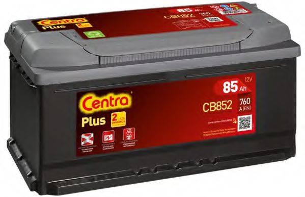 Стартерная аккумуляторная батарея; Стартерная аккумуляторная батарея CENTRA CB852