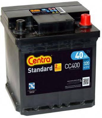Стартерная аккумуляторная батарея; Стартерная аккумуляторная батарея CENTRA CC400