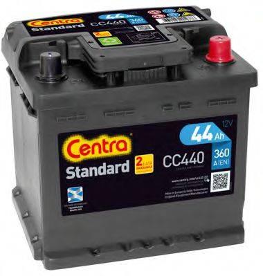 Стартерная аккумуляторная батарея; Стартерная аккумуляторная батарея CENTRA CC440