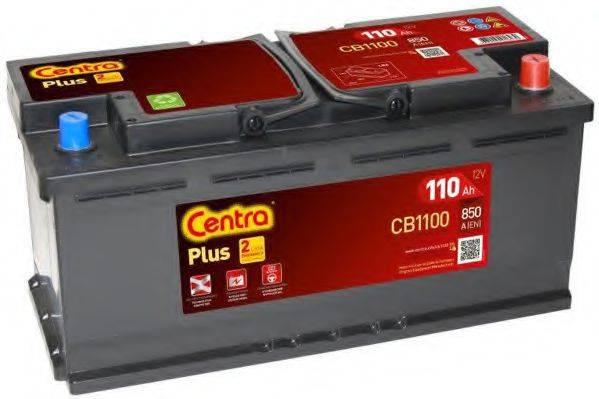 Стартерная аккумуляторная батарея; Стартерная аккумуляторная батарея CENTRA CB1100