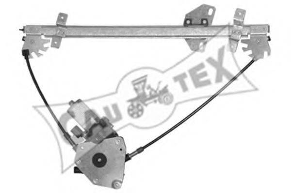 CAUTEX 487010 Подъемное устройство для окон