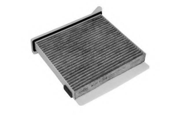 Фильтр, воздух во внутренном пространстве CHAMPION CCF0038C