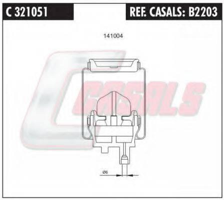 CASALS B2203