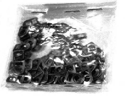 Цанга, хомут шланга METALCAUCHO 00012