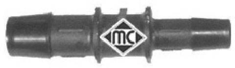 Соединительный патрубок, трубопровод охлаждающей жидкости METALCAUCHO 00048
