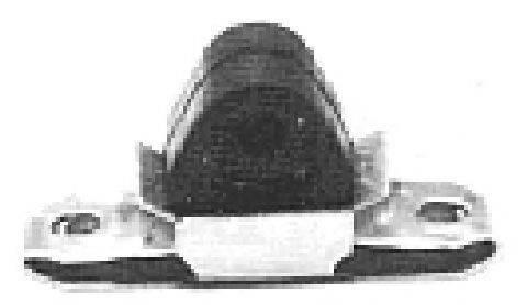 Буфер, глушитель METALCAUCHO 00081