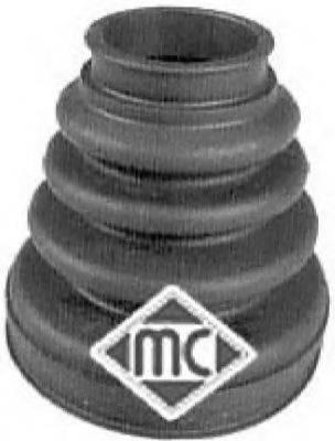 Пыльник, приводной вал METALCAUCHO 00110