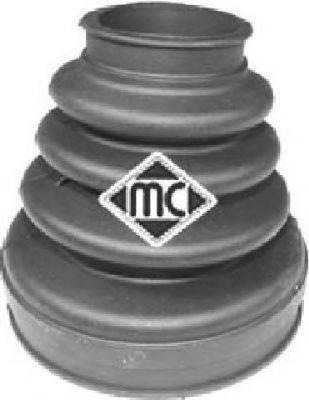 Пыльник, приводной вал METALCAUCHO 00122