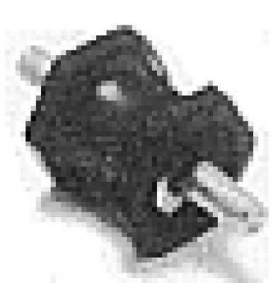 Кронштейн, труба выхлопного газа METALCAUCHO 00153