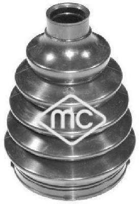 Комплект пылника, приводной вал METALCAUCHO 00171
