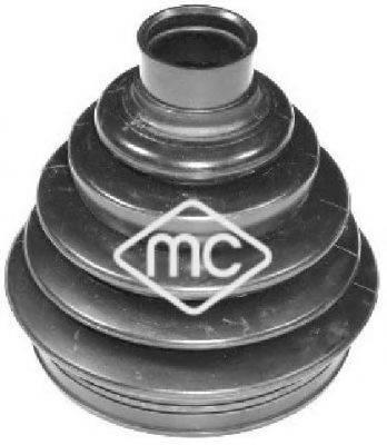 Пыльник, приводной вал METALCAUCHO 00237