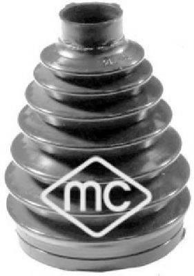 Пыльник, приводной вал METALCAUCHO 00254