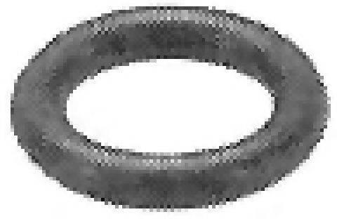 Уплотнительное кольцо, труба выхлопного газа METALCAUCHO 00262
