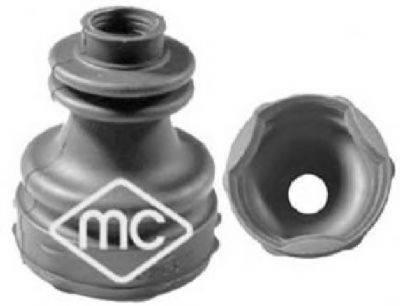 Комплект пылника, приводной вал METALCAUCHO 00267