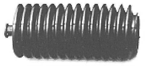 Пыльник, рулевое управление METALCAUCHO 00268