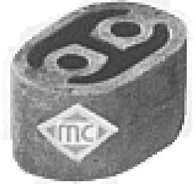 Буфер, глушитель METALCAUCHO 00281