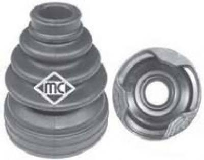 Комплект пылника, приводной вал METALCAUCHO 00282