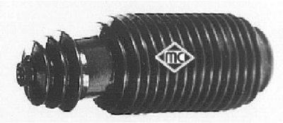 Пыльник, рулевое управление METALCAUCHO 00310