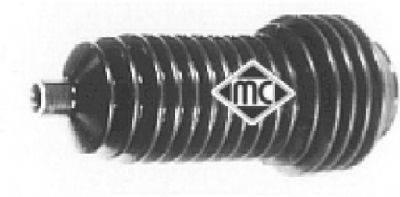 Пыльник, рулевое управление METALCAUCHO 00356